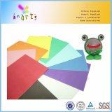 Оптовая торговля цветными гофрированной бумаги среднего размера