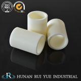 Alto isolante di ceramica personalizzato di resistenza termica 95% piccole parti rotonde