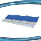 панель сандвича полиуретана пены PU 40mm для крыши