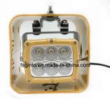 10-30volt quadratische LED Geräten-Flut-Arbeits-Lampen-Lichter für Bauernhof-Traktor-LKWas