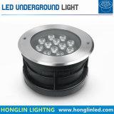El paisaje exterior Iluminación LED LED 54W luz subterránea