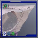Zoll gedruckter mit Reißverschluss Plastik-Aluminiumfolie-Beutel für das Kraut-Tee-Verpacken
