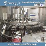 Mineral de botella de PET máquinas de embotellado de agua potable pura Línea de llenado