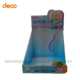 Paper Display Box Cardboard Counter Retail Puts for Supermarket