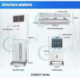 Zjq-100 Ozoniserの空気清浄器機械か医学の壁掛けの移動式タイプ空気消毒機械