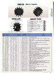 Ventola di gomma per i motori esterni YAMAHA, Honda, forza, Evinrude, Mercury