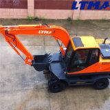 2017 modèle neuf Ltma excavatrice de 8.2 tonnes à vendre