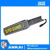 警察装置の極度のスキャンナーの手持ち型の金属探知器(SDTA-1C)