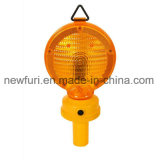 Indicatore luminoso d'avvertimento di traffico del falò del lampeggiatore LED con 12PCS LED