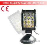 barre automatique d'éclairage LED de la quarte 36W pour l'excavatrice