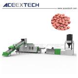 Los residuos de la línea de producción de peletización película Strench