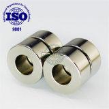 De industriële Sterke Magneet van het Neodymium van de Ring Permanente