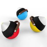 Portable sans fil haut-parleur Bluetooth double actif avec lampe de poche