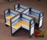 50mmアルミニウムフレームが付いているJialimeiの方法オフィスの区分ワークステーション