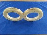 Het vervaardiging Machinaal bewerkte Plastic Wiel van het Toestel van het Toestel van de Injectie van het Deel Kleine
