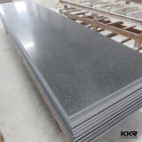 Black 3050X900mm Solid Surfaces for Kitchen Countertop