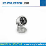 Beleuchtung 54W Intiground IP65 LED Garten-Licht-Scheinwerfer für Landschaft
