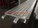 Rodillo de acero de la cubierta del andamio del edificio que forma el fabricante Malasia de la máquina