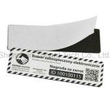 RFID 13.56MHz Hf Ntag213/Ntag216の反金属NFCの札