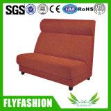 Singola mobilia del sofà del cuoio dell'ufficio (OF-11B)
