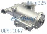 Coperchio laterale di alluminio del radiatore dell'olio del Mitsubishi (OEM: 4DR7)