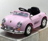 아이 원격 제어를 가진 차에 전기 장난감 탐