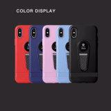 Geval van de Telefoon van Iface het Magnetische Harde Plastic Mobiele voor iPhone X