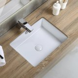 衛生製品の陶磁器の下の反対の洗面器T1001A