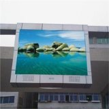 Pleine couleur Outdoor Installation fixe P6 LED SMD3535 Digital Signage