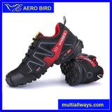 L'homme Fashion Style chaussures de sport avec le rouge et noir