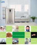 Верхней Части продажи 2016 инновации для домашнего использования очистителя воздуха зеленый воздух, офиса и дома очиститель воздуха фильтр HEPA фильтрации воздуха