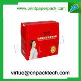 Kundenspezifisches Farbe Pringting Geschäftsverkehr-Produkt-verpackender Papierkasten