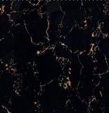 azulejo esmaltado brillante de la porcelana del suelo de mármol blanco 60X60 para el suelo y la pared