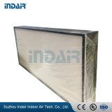 Filtro dell'aria di HEPA con la vetroresina di HVAC dei 0.3 micron