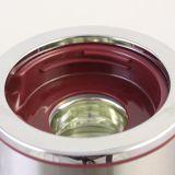 Chaleira inoxidável do vácuo com o forro de vidro com corpo de aço inoxidável (JGJS)