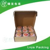 Boîte de empaquetage à fruit de couleur d'impression de papier ondulé