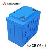 Nachladbare 12V 100ah Batterie des Lithium-LiFePO4 für Solarspeicherung