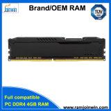 Теплоотвод с вентилятором/OEM для настольных ПК 2133Мгц и 4 ГБ памяти DDR4 RAM цена