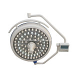 LED de la serie II Shadowless operativo médico quirúrgico /brazo cuadrado de luz (LED II 500)