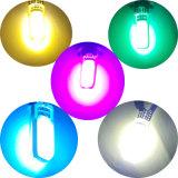 Rosarotes gelbes Innenraum-Licht des blaues Grün-weißes Auto-LED