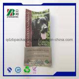 Sacchetto impaccante di plastica dell'alimento per animali domestici con stampa su ordinazione