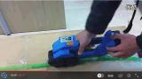 De semi Automatische Macht die van de Batterij de Machine van de Verpakking vastbinden