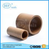 Cheios de bronze de PTFE para juntas de máquinas CNC