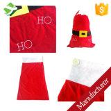 Heißer Weihnachtsmann-Weihnachtsgeschenk-Sackdrawstring-Beutel-grosser Beutel