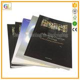 Service d'impression de livre de couverture molle (OEM-GL005)