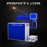 Macchina tenuta in mano della marcatura del laser della fibra per plastica e metallo