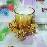 Soy Wax Scented Candle for Christmas Decoration