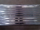 Hoja de acero galvanizada acanalada en frío Cromato-Apaciguada y Unoiled del material para techos para Kenia