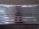 Folha de aço galvanizada ondulada laminada Cromato-Passivated & Unoiled da telhadura para Kenya