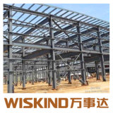 Struttura d'acciaio dell'ampia luce di alta qualità per la fabbrica